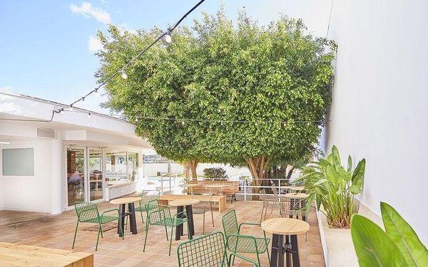 TENT PLAYA DE PALMA, Mallorca, letecky, snídaně v ceně3