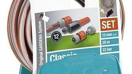 Gardena nástěnný držák na hadici shadicí