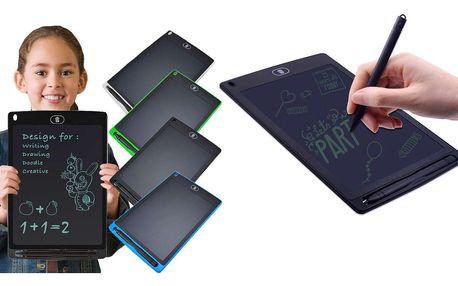 Tablet pro kreslení a psaní všech vašich myšlenek