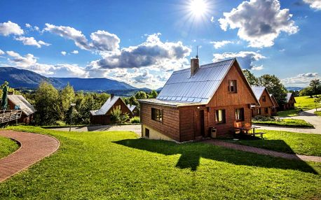Relax v srdci Beskyd s farmářskou polopenzí