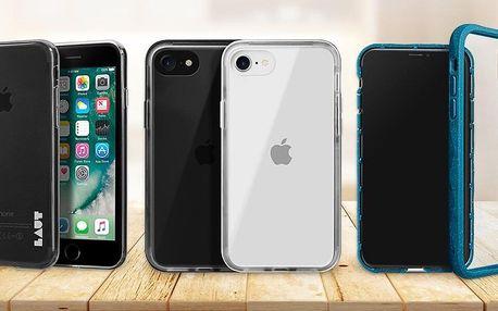 Minimalistické kryty na iPhone SE 2020, 8, 7 a 6