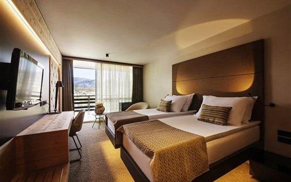 RIKLI BALANCE HOTEL****S - Bled, Julské Alpy, vlastní doprava, snídaně v ceně2