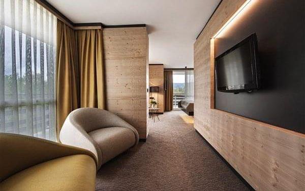RIKLI BALANCE HOTEL****S - Bled, Julské Alpy, vlastní doprava, snídaně v ceně3