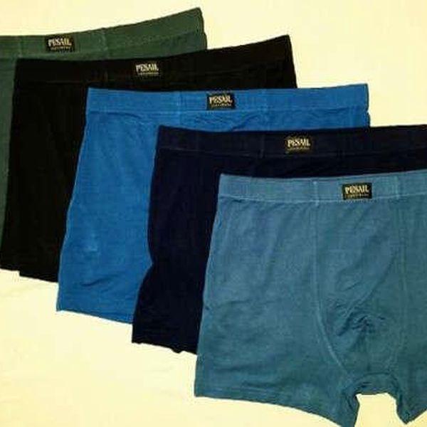 Bambusové pánské boxerky 2 ks5