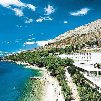 Chorvatsko - Omiš na 4-31 dnů, all inclusive