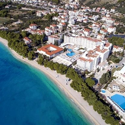Chorvatsko - Tučepi na 4-31 dnů
