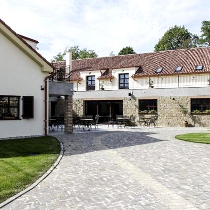 Residence Marko: Za vínem do luxusního penzionu v toskánském stylu