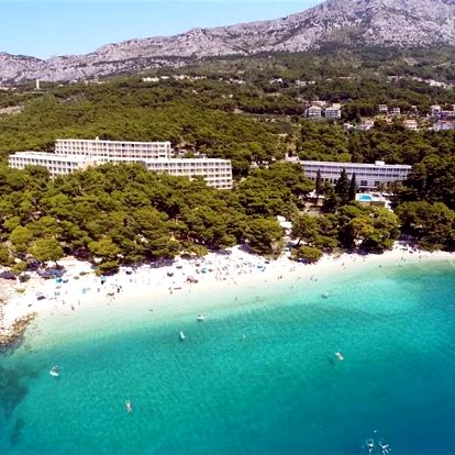Chorvatsko - Brela na 4-31 dnů