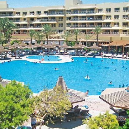 Egypt - Hurghada letecky na 8-23 dnů, all inclusive