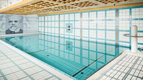 Karlovy Vary: Hotel Dvořák Spa & Wellness **** s bazénem, thajskou masáží a hernou pro děti + polopenze