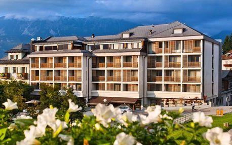 4* Hotel Lovec Bled u jezera Bled se snídaní