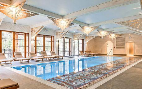 Polské Beskydy: hotel v přírodě, polopenze, wellness