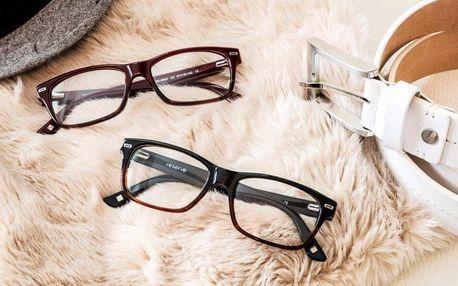 Voucher na dioptrické brýle v hodnotě 2000 Kč