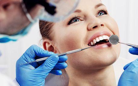 Kompletní dentální hygiena vč. air flow