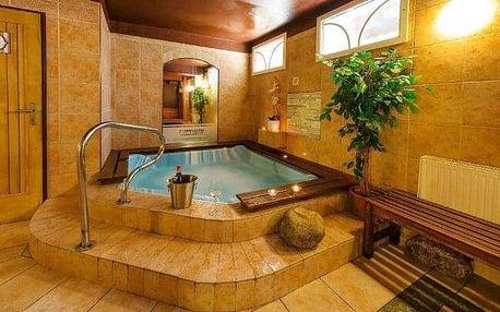 Špindlerův Mlýn v Alpském Hotelu ***+ s neomezeným wellness, masáží, polopenzí a dalšími výhodami