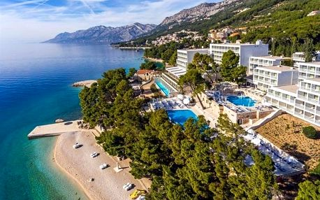 Chorvatsko - Brela na 4-22 dnů