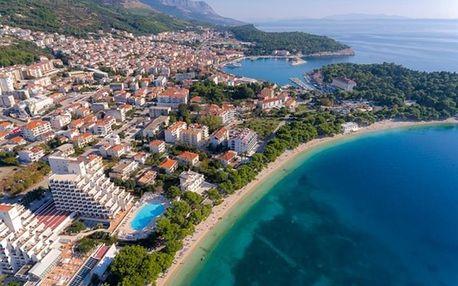 Chorvatsko - Makarska na 6-31 dnů