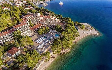 Chorvatsko - Brela na 4-9 dnů