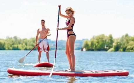 Půjčení paddleboardu na 1 či 2 hod. i celý týden