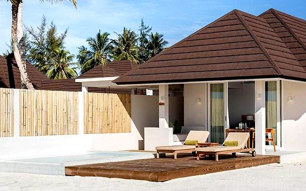 Hotel Sun Siyam Olhuveli, Maledivy, letecky, plná penze2