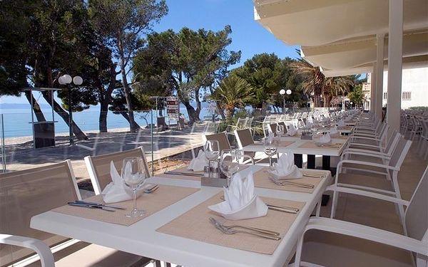 Bluesun Hotel Alga, Makarská riviéra, vlastní doprava, snídaně v ceně2