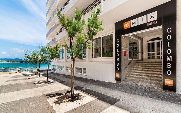 MIX COLOMBO, Mallorca, letecky, all inclusive2