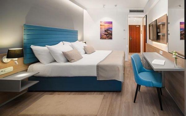 Valamar Meteor Hotel, Makarská riviéra, vlastní doprava, snídaně v ceně2