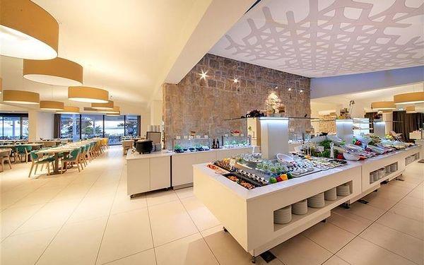 Hotel Bluesun Berulia, Makarská riviéra, vlastní doprava, snídaně v ceně2