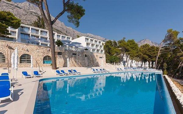 Hotel Bluesun Berulia, Makarská riviéra, vlastní doprava, snídaně v ceně3