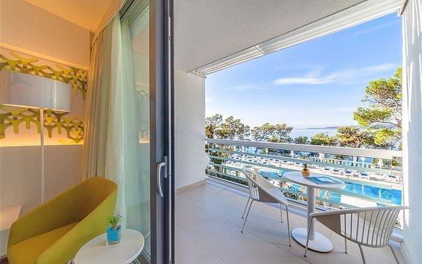 Hotel Bluesun Berulia, Makarská riviéra, vlastní doprava, snídaně v ceně4