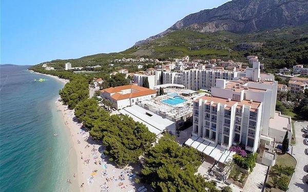Bluesun Hotel Alga, Makarská riviéra, vlastní doprava, snídaně v ceně3