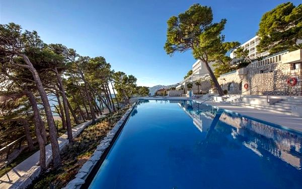 Hotel Bluesun Berulia, Makarská riviéra, vlastní doprava, snídaně v ceně5