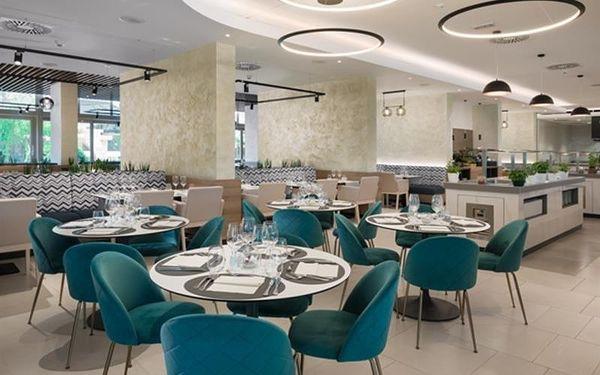 Valamar Meteor Hotel, Makarská riviéra, vlastní doprava, snídaně v ceně4