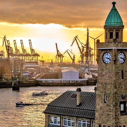 Hamburg - brána do světa, Hamburk