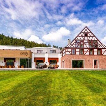 Karlovy Vary: Cihelny Golf Resort **** s neomezeným wellness, thajskou masáží a dětským klubem + polopenze