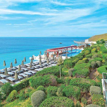 Řecko - Kos letecky na 9-16 dnů, polopenze