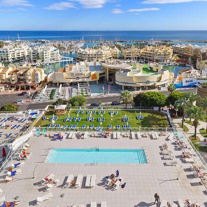 Španělsko - Costa del Sol letecky na 11-15 dnů, snídaně v ceně