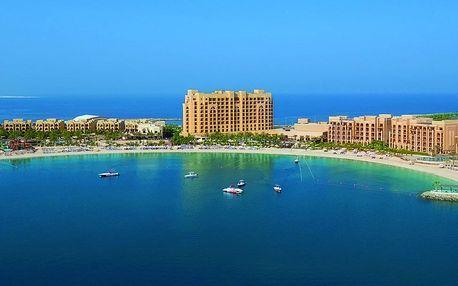 Spojené arabské emiráty - Ras Al Khaimah letecky na 9 dnů, polopenze