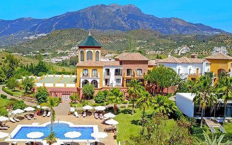 Španělsko - Andalusie letecky na 8-15 dnů, snídaně v ceně