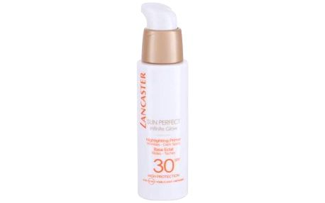 Lancaster Sun Perfect Highlighting Primer SPF30 30 ml podkladová báze s uv filtrem pro ženy