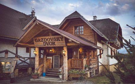 Bešeňová, Nízké Tatry: Gazdovský dvor