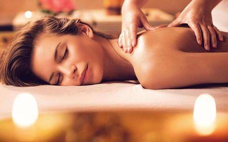 Hodinová thajská masáž v salonu Elite