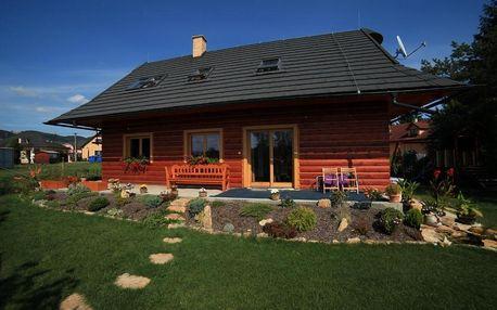 Bešeňová, Nízké Tatry: River Cottage Bešeňová