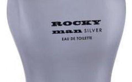 Jeanne Arthes Rocky Man Silver 100 ml toaletní voda pro muže