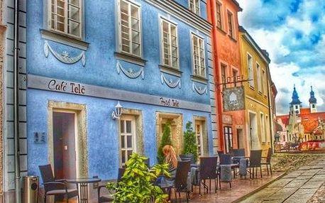 Telč, Vysočina: Hotel Telč