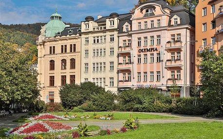 Karlovy Vary - OLYMPIA Spa & Wellness, Česko