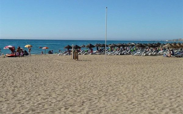 Hotel Fuengirola Park, Andalusie, letecky, polopenze4