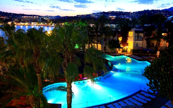 Hotel Parkim Ayaz, Bodrum (oblast), letecky, all inclusive2