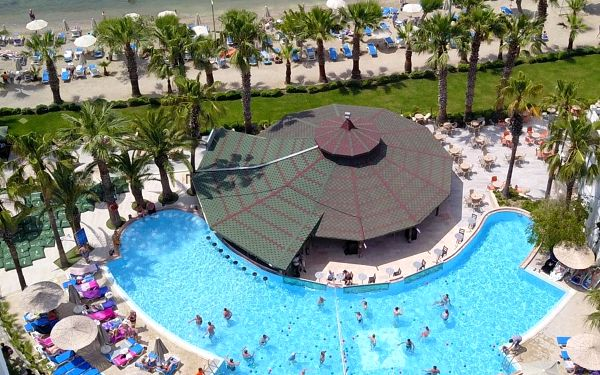 Hotel Parkim Ayaz, Bodrum (oblast), letecky, all inclusive3