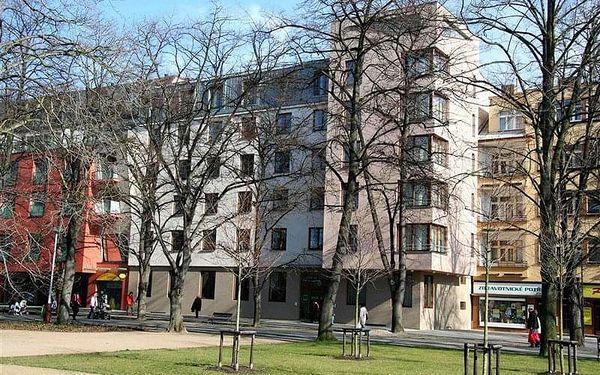 Poděbrady - hotel PARK, Česko